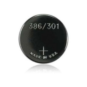 Enercell® 1.55V/120mAh 386 Silver-Oxide Button Cell