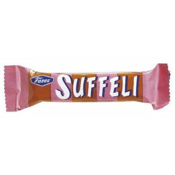 10 Bars x 21g of Fazer Suffeli Waffle in Finnish Classic Milk Chocolate
