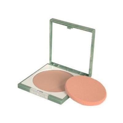 Clinique SuperPowder Double Face Makeup Powder Compact .35 oz Matte Medium