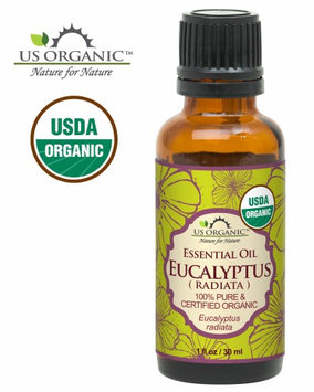 Us Organic 100% Pure Certified USDA Organic - Eucalyptus Essential Oil (Radiata) - 30 ml