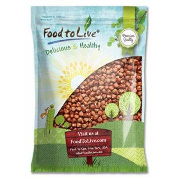 Food to Live Hazelnuts / Filberts (Raw, No Shell) (12 Pounds)