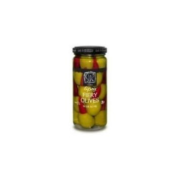 Sable And Rosenfeld Vodka Tipsy Fiery Olives 5 Ounce 6 Per Case. - Pack Of 6
