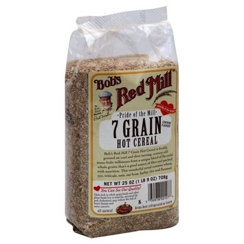 Bobs Red Mill Cereal 7-Grain 25.0 OZ(Pack of 2)