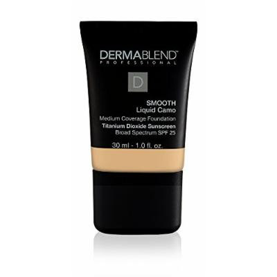 Dermablend Smooth Liquid Foundation Makeup with SPF 25 for Medium to Full Coverage, 10n Cream, 1 Fl. Oz.