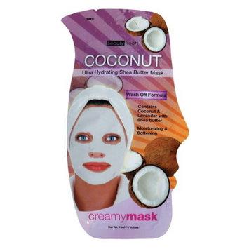 (3 Pack) BEAUTY TREATS Coconut Ultra Hydrating Shea Butter Mask - Coconut