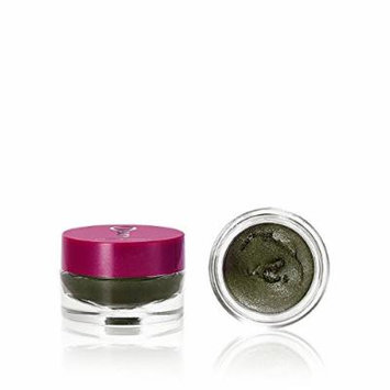 Oriflame The ONE Colour Impact Cream Eye Shadow - Olive Green 4g-