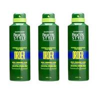 Garnier Fructis Style Power Hair Spray for Men Order 6 Oz (Pack of 3) + Curad Bandages 8 Ct.