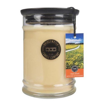 Bridgewater Candle Large Jar Open Road 524 g