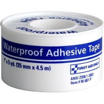 First Aid Tape - Waterproof (w/ Plastic Spool) 1/2