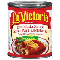 Hormel LA VICTORIA RED-ENCHILADA SAUCE 28 oz