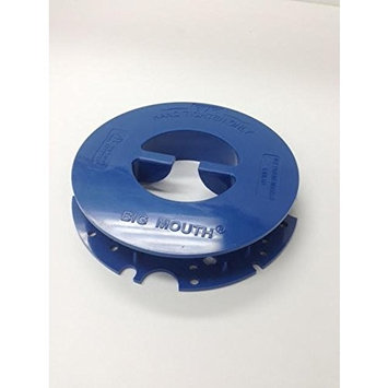 Advance 56393567 Pad Retainer, Top and Bottom Half. Big Mouth For Advance, Viper Floor Scrubbers