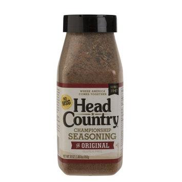 Head Country Championship Seasoning No MSG