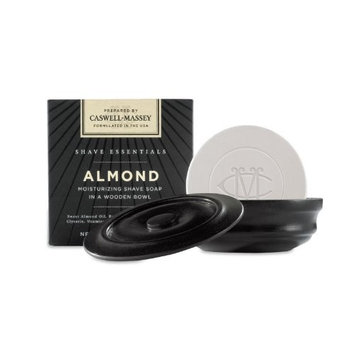 Almond Shave Soap w/Bowl