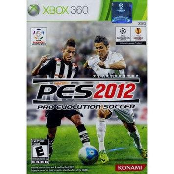 Konami Digital Entertainment Pro Evolution Soccer 2012 Xbox 360 Game KONAMI