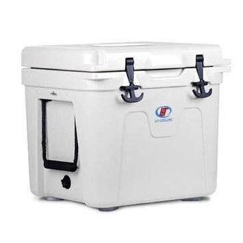 Lit TS6006000KH52Q 52 qt Lit Cooler White
