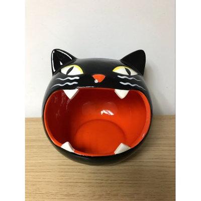 Halloween Cat Candy Bowl