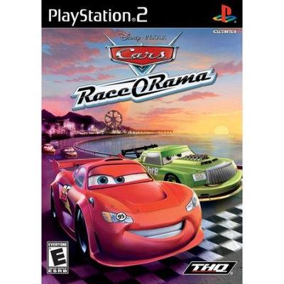 Thq, Inc. Cars Race-O-Rama - Pre-Played