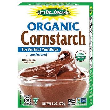 Let's Do...Organic Organic Cornstarch, 6-Ounce Boxes