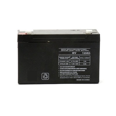 6v 10000 mAh UPS Battery for Lithonia ELB-0612 [Electronics]