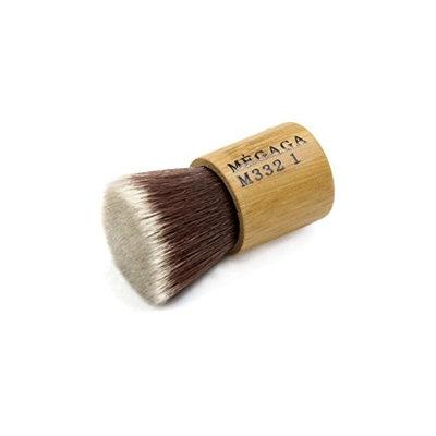 uxcell 5cm Length Mini Bristle Barber Hair Cutting Cleansing Tool Facial Dust Shaving Brush