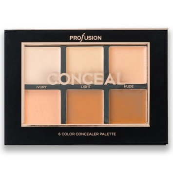 Profusion Cosmetics Conceal Palette - 4.02oz
