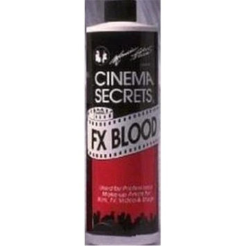 Cinema Secrets BL008 - FX Blood - 16 Oz