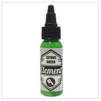 Element Citrus Green Tattoo Ink - 1oz by Element Tattoo Supply