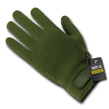 Neoprene Patrol Gloves, Olive Drab, S