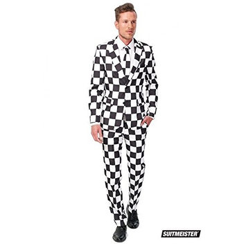 Suitmeister Halloween Suits - Costume Comes with Jacket, Pants & Tie