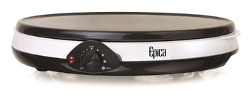 Epica 12-Inch Nonstick Electric Griddle and Crepe Maker