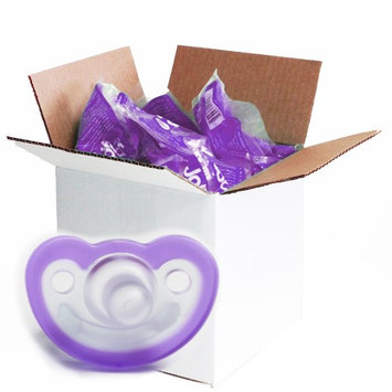 JollyPop Silicone Pacifier - 0-3 Months - Vanilla Scented - Lavender