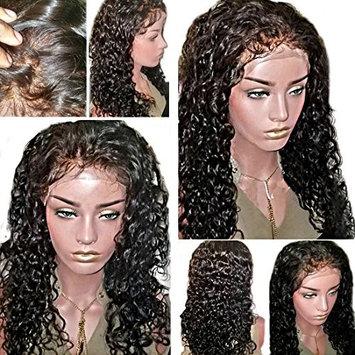 Meizi Hair Pre Plucked Lace Front Wigs for Black Woman Glueless Brazilian Virgin Human Hair Wigs 130%-180% Density Lace Front Wigs with Baby Hair(20inch with 150% density, Lace Front wigs)