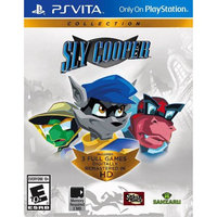 Sony Sly Cooper Collection - PSV