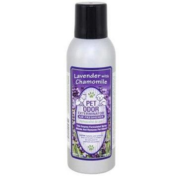 Pet Odor Exterminator [Options : Orange Lemon Splash Spray (7 oz)]