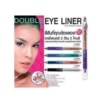 Mistine Mistine Double Colorful Eyeliner