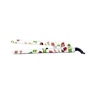 JEEGOL JET-30ST Limited Edition Professional 1 inch Ceramic Styling / Flat Iron- Strawberry