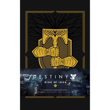 Insight Editions Destiny Deluxe Hardcover Sketchbook