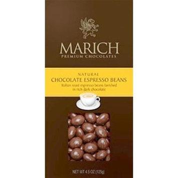 Marich Gable Espresso Bean Chocolate 4.5oz (6-pack)
