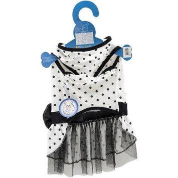 Stellar Pet Boutique Polka Dot Dress