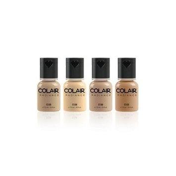 Dinair Airbrush Makeup Collection Colair Foundation - MEDIUM Color Shade 1/4 oz.