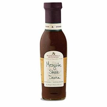 Stonewall Kitchen Gluten-free Mesquite Steak Sauce, 11 Ounces
