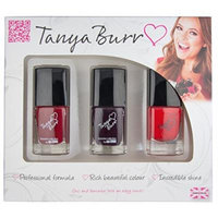 Tanya Burr Trio Nail Polish Gift Set 4