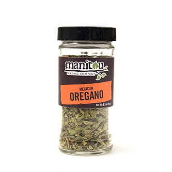 Mexican Oregano, .3 Ounce Glass Jar