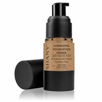 SHANY Luminizing Face Primer - Paraben Free/Talc Free, 0.5 Fluid Ounce