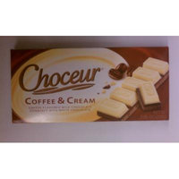 Choceur Milk Chocolate -- Coffee & Cream (Pack of 6)