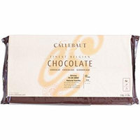 Belgian Dark Chocolate Baking Block - 70.4% - 11 lb block