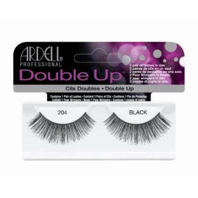 ARDELL Double Up Lashes - Black 204 by Ardell