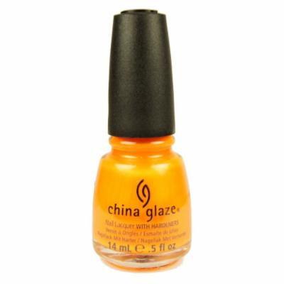(3 Pack) CHINA GLAZE Summer Neon Polish - Orange You Hot