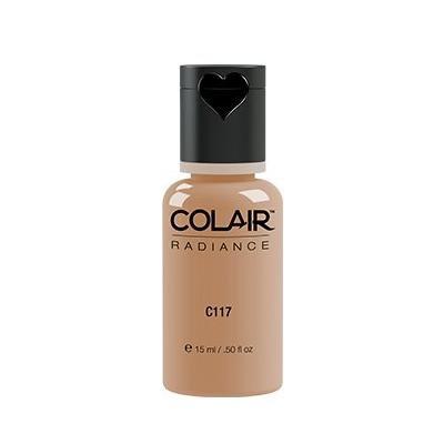 Dinair Airbrush Makeup Foundation | Natural Beige | Colair Radiance | .50oz