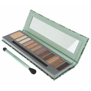 Mally in the Buff Eye Shadow Palette City Chic
